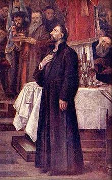 João Hus diante do concílio